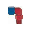 XRP SWIVEL PIPE ADAPTERS FLARE TO PIPE 90 Degree FEMALE