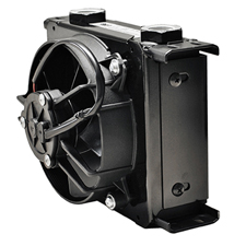 Setrab 1-Series Cooler Fan Pack, 13 row, 8.27 x 4.25 inches, FP113M22I