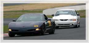 lpi racing, c5 corvette and cobra r mustang
